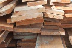 Деревянная куча Стоковые Фотографии RF