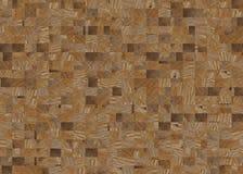 Деревянная мозаика Стоковая Фотография RF