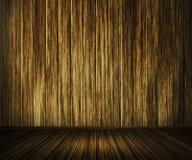 Деревянная нутряная предпосылка Стоковая Фотография RF