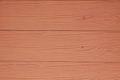 Деревянная оранжевая предпосылка Стоковые Фото