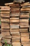 Деревянная доска Стоковая Фотография
