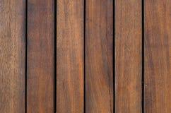 Деревянная панель как предпосылка Стоковые Фото