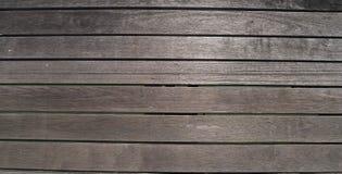 Деревянная палуба Стоковое Изображение
