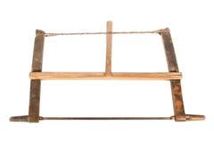 Деревянная пила джига Стоковое Изображение