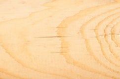 Деревянная пила текстуры отрезанная на доске Стоковая Фотография