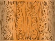 Деревянная планка выравнивает текстуру картины и gnarl линия поверхностная коричневая красивая доска для предпосылки также вектор Стоковые Фотографии RF