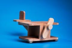 Деревянная плоская игрушка Стоковые Фотографии RF
