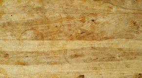 Деревянная поверхность доски Стоковое Изображение RF