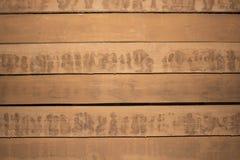 Деревянная поверхность предпосылки с старой естественной картиной Взгляд сверху предпосылки Grunge поверхностное деревянное Стена стоковая фотография