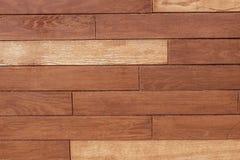 Деревянная поверхность предпосылки текстуры с старым естественным взгляд сверху стены картины Органическое деревенское Стоковое Изображение RF