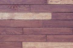 Деревянная поверхность предпосылки текстуры с старым естественным взгляд сверху стены картины Органическое деревенское Стоковое Изображение