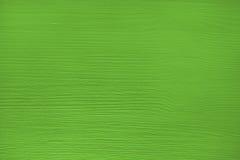 Деревянная покрашенная доска зеленой Стоковое Фото