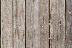 Деревянная предпосылка планки Стоковые Фотографии RF
