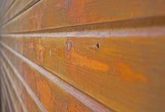 Деревянная предпосылка стены Стоковые Фото