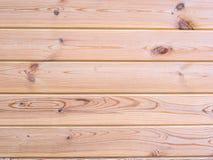 Деревянная предпосылка текстуры стены планки Стоковое Фото