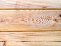 Деревянная предпосылка текстуры стены планки Стоковая Фотография RF