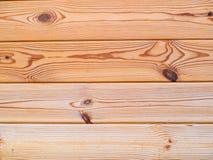 Деревянная предпосылка текстуры стены планки Стоковое фото RF
