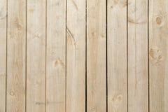 Деревянная предпосылка фото бежевого цвета Стоковая Фотография