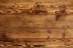 Деревянная предпосылка passirovanny и обожженных доск Стоковое фото RF
