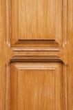 Деревянная предпосылка двери Стоковое фото RF