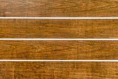 Деревянная предпосылка горизонтальная Стоковое Изображение RF