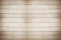 Деревянная предпосылка комнаты Стоковая Фотография