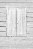 Деревянная предпосылка окна Стоковое Изображение RF
