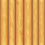 Деревянная предпосылка доски Стоковое Изображение RF