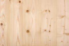 Деревянная предпосылка панели Стоковое Изображение RF
