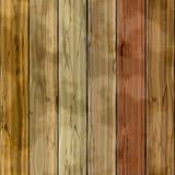 Деревянная предпосылка планки текстуры Стоковое фото RF
