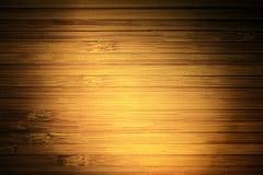 Деревянная предпосылка планок, светлое пятно на деревянной текстуре стены планки Стоковые Изображения