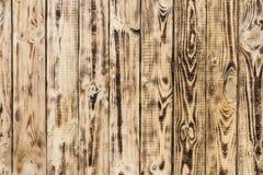 Деревянная предпосылка планок Стоковое Изображение RF