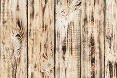 Деревянная предпосылка планок Стоковые Изображения