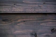 Деревянная предпосылка планок Стоковые Изображения RF