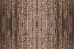 Деревянная предпосылка размера темного цвета текстуры большая Стоковые Изображения