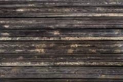 Деревянная предпосылка древесина выдержанная текстурой Абстрактная деревенская поверхность Стоковая Фотография RF