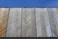 Деревянная предпосылка решетины стоковое фото rf
