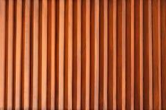Деревянная предпосылка стены нашивки Стоковое Фото