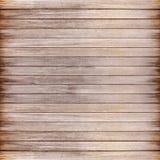 Деревянная предпосылка текстуры коричневого цвета планки Стоковые Изображения RF
