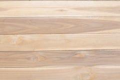 Деревянная предпосылка текстуры коричневого цвета планки Стоковая Фотография RF