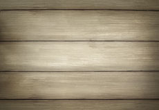 Деревянная предпосылка текстуры коричневого цвета планки Стоковая Фотография