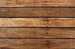 Деревянная предпосылка текстуры планок стоковые фотографии rf
