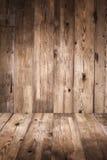 Деревянная предпосылка Стоковая Фотография