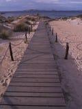 Деревянная платформа Стоковая Фотография RF