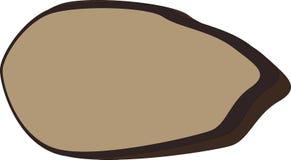 Деревянная плита Стоковые Фото