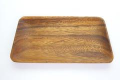 Деревянная плита Стоковая Фотография