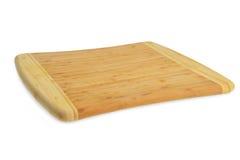 Деревянная разделочная доска Стоковое фото RF