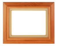 Деревянная рамка, рамка loui, антиквариат Стоковые Фотографии RF
