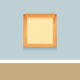 Деревянная рамка Стоковые Фотографии RF