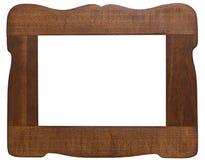 Деревянная рамка Стоковые Фото